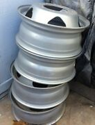 Chevy Dooley Rims New Lug Nuts And Covers Also 2 Used Rims 4 New Rims