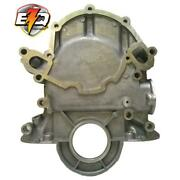Enginequest Engine Timing Cover Tc351a Satin Aluminum For 1966-84 Ford 302 Sbf