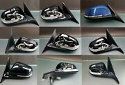 Orig. Bmw 3er F30 F35 Exterior Mirror Sideview Mirror Shadow Line Right 7245228