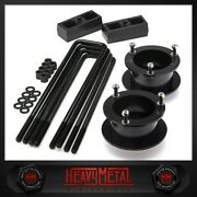 3 Front + 1.5 Rear Lift Kit For Dodge Ram 2500 / 3500 1994-2002 4wd 4x4