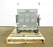Mo-3428 Ge Tak94fcb Fuse Rollout Truck. 4000 Amp.