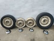 Antique Dodge Spoke Rims Also Fit Rarly Ford