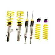 For Bmw 328i 07-10 Coilover Kit 1.2-2.3 X 0.8-2 V3 Inox-line Front And Rear