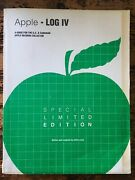 Apple - Log Iv A Guide For The Us And Canadian Apple Records Collector Limited Ed.