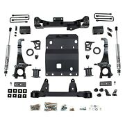 For Toyota Tacoma 16 Rbp Rbp-lk411-60fs 6 X 6 Front And Rear Suspension Lift Kit