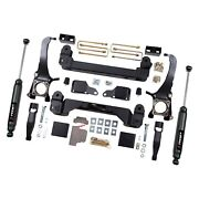 For Toyota Tundra 2016 Rbp Rbp-lk413-50 5 X 5 Front And Rear Suspension Lift Kit