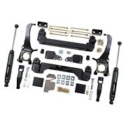 For Toyota Tundra 07-15 Rbp 5 X 5 Front And Rear Suspension Lift Kit