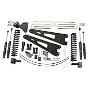 For Ford F-250 Super Duty 05-07 Rbp 6 X 6 Front And Rear Suspension Lift Kit