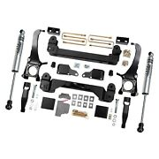 For Toyota Tundra 16 Rbp Rbp-lk413-50fs 5 X 5 Front And Rear Suspension Lift Kit