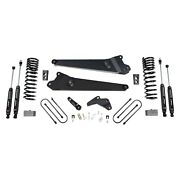 For Ram 2500 16-17 Rbp 4.5 X 4.5 Front And Rear Suspension Lift Kit