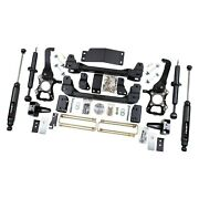 For Ford F-150 2009-2013 Rbp 6 X 6 Front And Rear Suspension Lift Kit