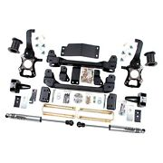 For Ford F-150 2014 Rbp Rbp-lk325-60fs 6 X 6 Front And Rear Suspension Lift Kit