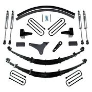 For Ford F-250 Super Duty 1999-2004 Rbp 6 X 6 Front And Rear Suspension Lift Kit