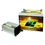Lithiumpros T1600ck Lithium Ion Battery W 1008 Charger