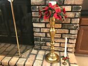 Christmas Set Of Pointsettia Candle Rings With Gold Accents 2 Lg, 6 Small