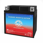 Honda St5l-bs 150cc Motorcycle Replacement Battery 2006
