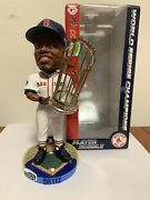 David Ortiz Forever Collectibles Bobblehead 2004 World Series 2131/10000
