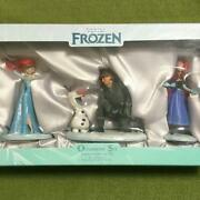 D23 Expo 2015 Frozen Anna And The Snow Queen Ornament Limited Collection Rare