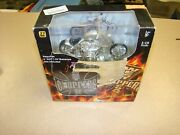 Muscle Machines Sturgis Special West Coast Choppers Jesse James 118 Scale