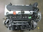 2009-2014 Acura Tsx And 2008-2012 Honda Accord Jdm K24a Engine 2.4l Ivtec