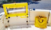 Underwater Dive Sled W/ Communications To Boat 2 Passanger Tow Scuba Diver Dpv