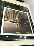 Jack Crossing - 6th Avenue - Sold Out - Signed And Numbered Edition Of 100