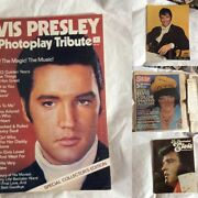 Elvis Presley Collection Series Records 2 8 Tracks 2 Sets Playing Cards 1975