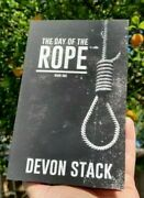 The Day Of The Rope By Devon Stack Aka Blackpilled - New And Out Of Print Vhtf