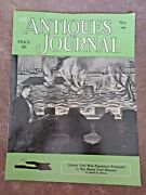 Antiques Journal 1959 Civil War Panorama Pictures The Henry Ford Museum Firemark