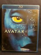 James Cameron's Avatar - Blu-ray And Dvd Pack Only Blu-ray Free Shipping