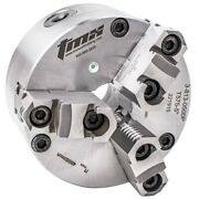 Toolmex 12 Forged Steel 3 Jaw Front Mount Lathe Chuck Made In Poland