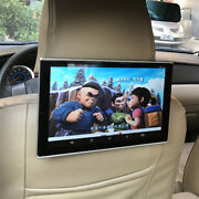 For Ford Set Logo Android 9.0 Headrest Dvd Player Car Tv Monitor With Lcd Screen