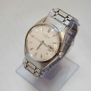 Ulysse Nardin Antique White Dial Silver Automatic-winding Watch 141-190524-01os