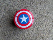 Marvel Comics Captain America Menand039s Sleep Boxer In Collector Tin S 28-30 New