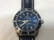 Breitling Superocean Stainless Steel Automatic Wristwatch A17320