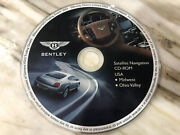 2004 2005 2006 Bentley Continental Gt Navigation Cd Covers Midwest Ohio Valley
