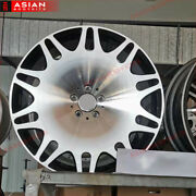 For Mercedes Benz S Class W222 W221 C217 Forged Wheels Rims 22 Inch