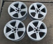 X6 19 Inch Wheel 2008-2021 19x9 Set Of 4 Staggered Snow Winter Tires 255 50 19