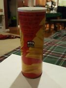 Rare Vintage 70s Pringles Potato Chip Can With Lid 4 1/2 Oz Good Condition