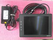Datalux Touch Screen Flat Panel Display Lmv10b-0031 With Power Supply