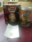 Anheuser-busch Budweiser Beer Stein Military Series Salutes The Army