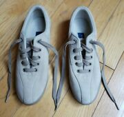 Easy Spirit Anti-gravity Leather Shoes Womenand039s Us Size 7.5 Tan New