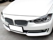 Carbon Headlight Cover Headlight Blinds Eye Lids Suitable For Bmw 3er F30