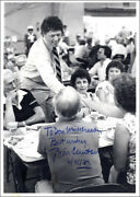 William J. Bill Clinton - Inscribed Photograph Signed 06/21/1985