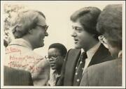 William J. Bill Clinton - Inscribed Photograph Signed 03/14/1978