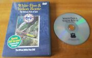 White Pass And Yukon Route The Railway Built Of Gold Dvd Trains Video Film