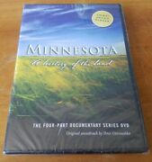 Minnesota A History Of The Land Dvd 4-part Documentary Series Tpt Pbs New