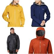 Rab Menand039s Downpour Plus Jacket - Various Sizes And Colors