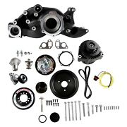 Holley 20-192bk Premium Mid-mount Race Accessory System