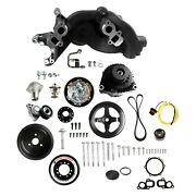 Holley 20-201bk Premium Mid-mount Race Accessory System